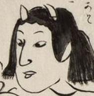 姫鵜のお顔の画像