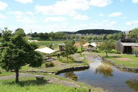 手賀沼のフィッシングセンターの画像です。